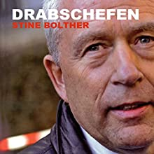 Drabschefen Audiobook by Stine Bolther Narrated by Fjord Trier Hansen