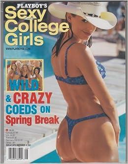 Playboy girls of spring break