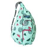 KAVU Rope Bag Shoulder Sling Cotton Crossbody