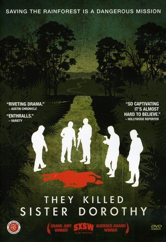 DVD : Claudia Cavalcanti - They Killed Sister Dorothy (Subtitled, Widescreen)