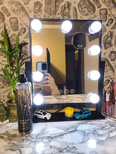 Hansong Hollywood Vanity Makeup