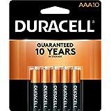 Batteries, Aaa, 10/Pk