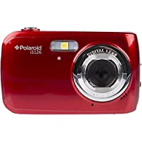 Polaroid iS126 16.1MP Digital Camera (Red)