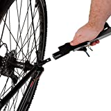 Retrospec Bike Trailer Steel Coupler Attachment for