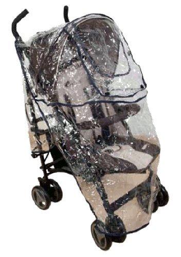 Burbuja universal de silla de paseo para la lluvia (multiusos). Protector de lluvia para bebes