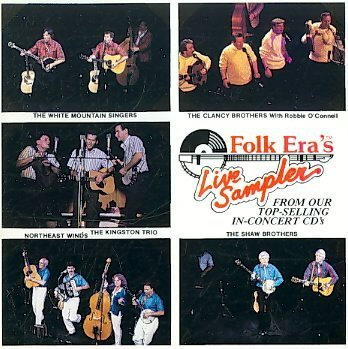 Folk Era Live Sampler