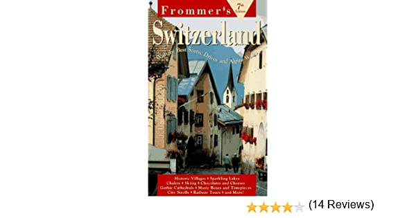 Frommers Shortcut Switzerland Shortcut Guide