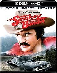 Smokey and the Bandit (4K Ultra HD) [Blu-ray]