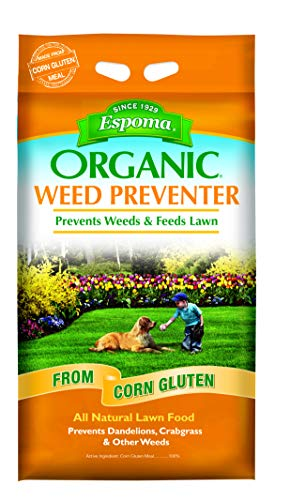 Espoma Organic Weed Preventer-25