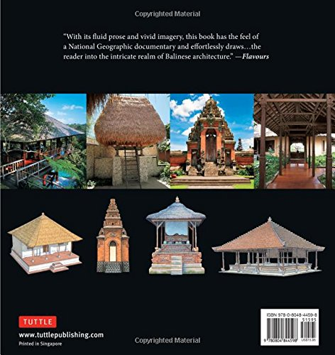 Balinese Architecture (Periplus Asian Architecture Series)
