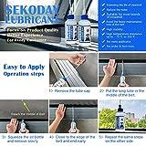SEKODAY 100% Silicone Treadmill Belt Lubricant/Lube