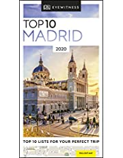 DK Eyewitness Top 10 Madrid (2020)