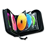 Case Logic CDW-32 32 Capacity Classic CD Wallet