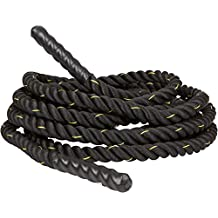 Trademark Innovations Battle Rope Strength and Core Training, 1.5-Inch