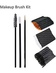 mascara wands disposable lip brush disposable makeup applicators mascara wands disposable bulk disposable makeup wands (150psc)