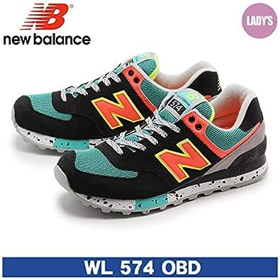 2bd56523c9e0a (ニューバランス)new balance WL574 OBD スニーカー レディース US6.0(23cm) [