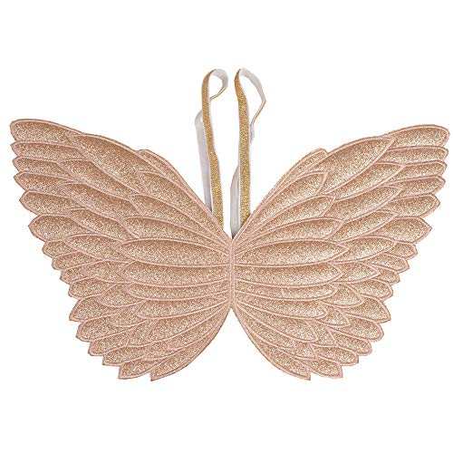 Ohnanana Girls Butterfly Fairy Wings,Perfect Novelty Gift