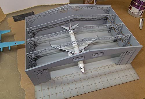 Amazon.com: 6 mm Aviones Hangar (matboard) – 285 css154 ...