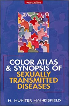 Book Color Atlas and Synopsis of Sexually Transmitted Diseases