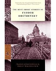 The Best Short Stories of Fyodor Dostoevsky