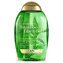 Ogx Shampoo Bamboo Fiber-Full 13oz (6 Pack)