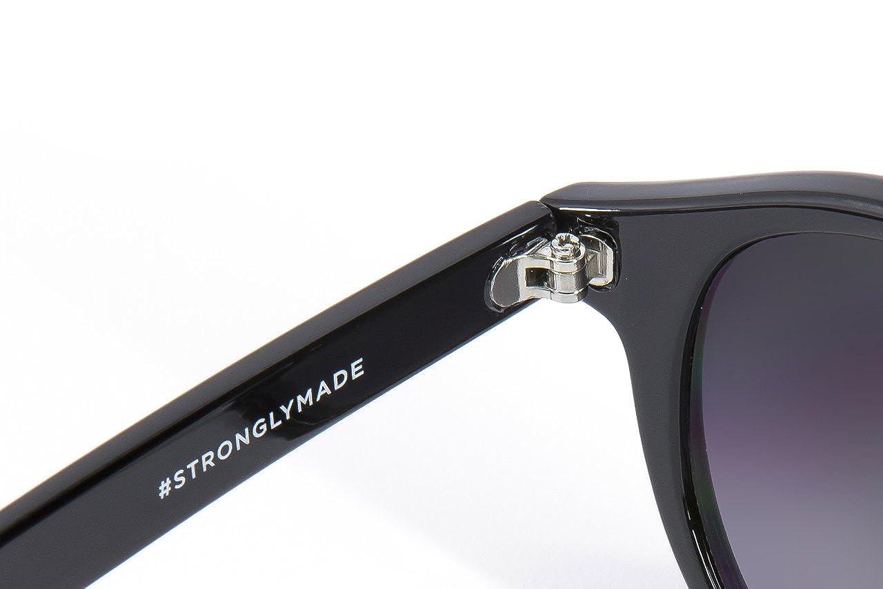 Wolfnoir Gafas de sol, HATHI, Shadowy Deblack