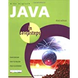 Java in Easy Steps (In Easy Steps Series)by Mike McGrath