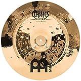 Meinl 16'' China Cymbal - Classics Custom Extreme Metal - Made in Germany, 2-YEAR WARRANTY (CC16EMCH-B)