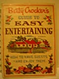 img - for Betty Crocker's Guide to Easy Entertaining book / textbook / text book