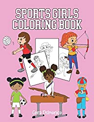 Image of the product Sports Girls Coloring that is listed on the catalogue brand of .