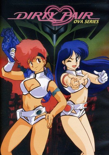 Dirty Pair: Original OVA Series DVD -