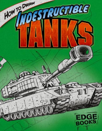 How to Draw Indestructible Tanks (Drawing Cool Stuff) (How Tanks To Draw)