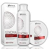 Ybera Genoma Home Care Kit Shampoo 8.0 fl.oz & Mask 7.0 oz Orto Rebuilder