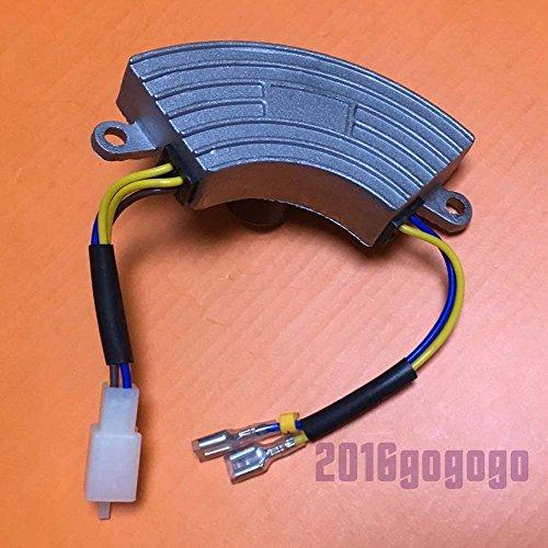 Spannungsregler AVR Regler aus Matrix PG 3010-F Stromerzeuger Stromaggregat