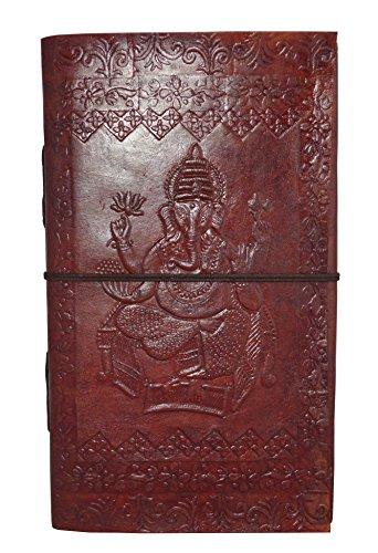 Zap Impex Handmade Ganesha Notebook