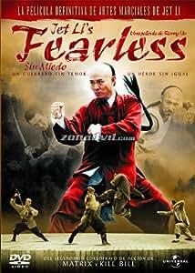 Fearless (Sin miedo) [DVD]