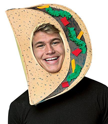 Rasta Imposta Taco Headpiece (Taco Costume)