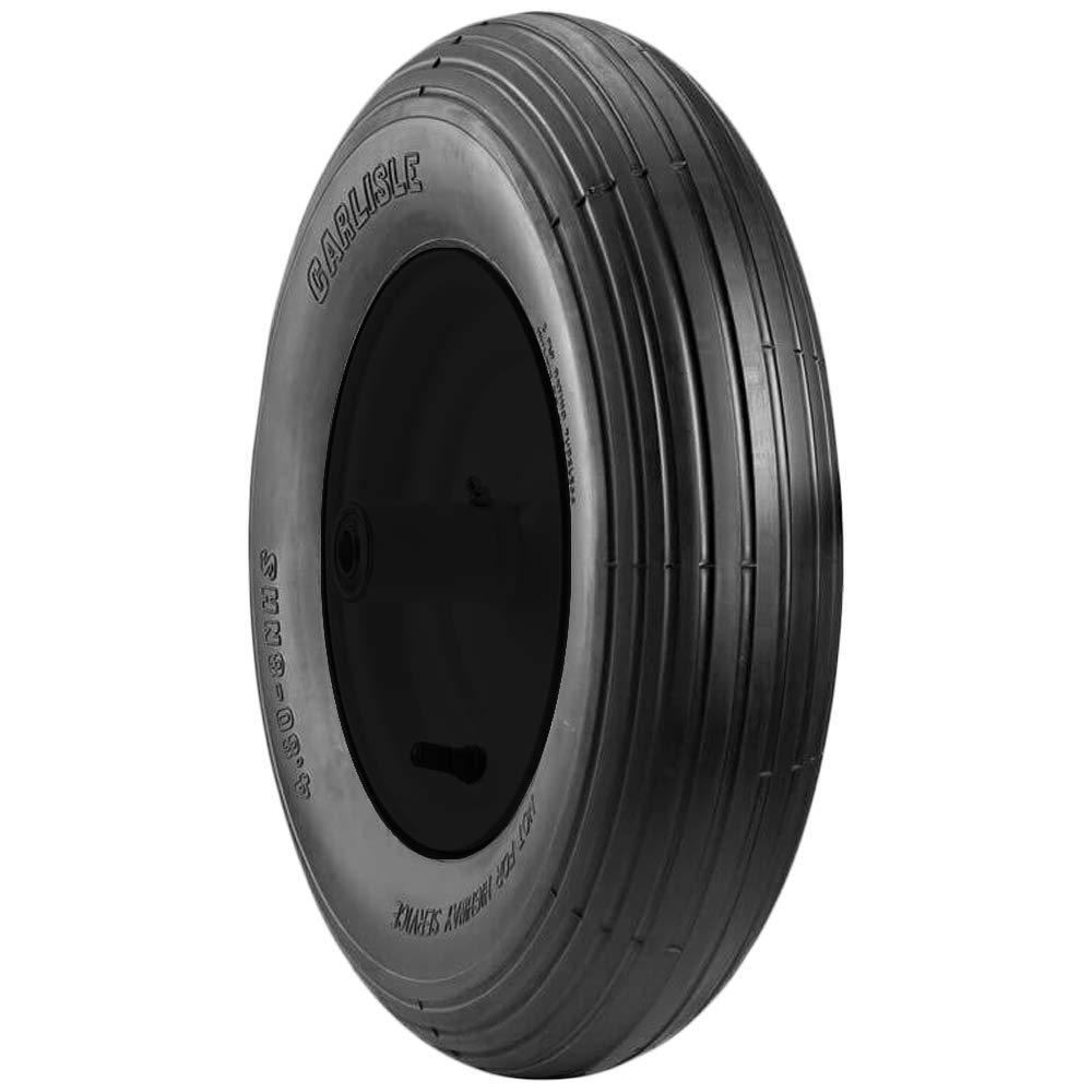 Carlisle Wheel Barrow Wheelbarrow Tire - 480-8