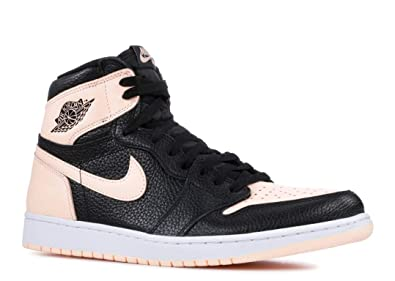 de74ecb282e Amazon.com | AIR Jordan 1 Retro HIGH OG 'Crimson Tint' - 555088-081 ...