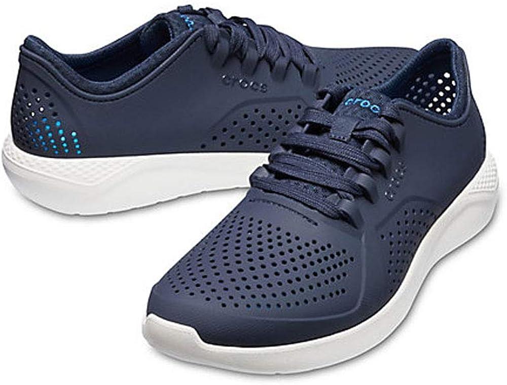 Crocs Literide Pacer M, Chaussures de Loisirs et Sportwear Homme Navy White