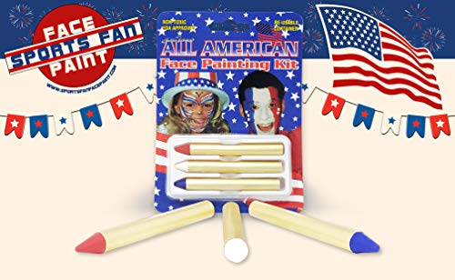 Bloody Mary All American Face Painting Kit