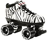 Riedell Dart Speed Skates - Zebra Stripe (5)