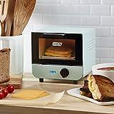 Dash DMTO100GBAQ04 Mini Toaster Oven Cooker for