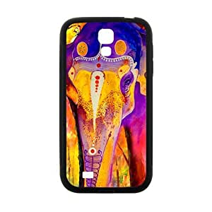 Colorful elephant Cell Phone Case for Samsung Galaxy S4
