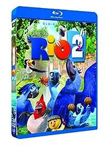 Río 2 (BD + DVD) [Blu-ray]