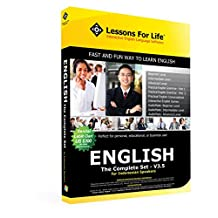 English (US) for INDONESIAN Speakers - THE COMPLETE SET - V3.5 - (USB Stick)