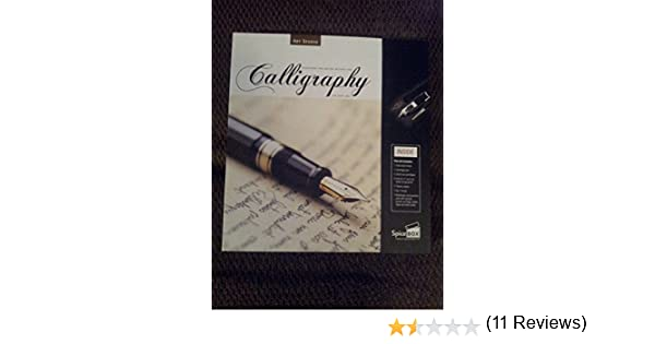 Amazon.com : Calligraphy The Easy Way (Complete Kit) : Everything Else
