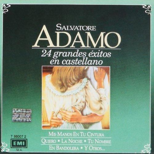 24 Grandes Exitos En Castellan Salvatore Adamo Amazon Es Música