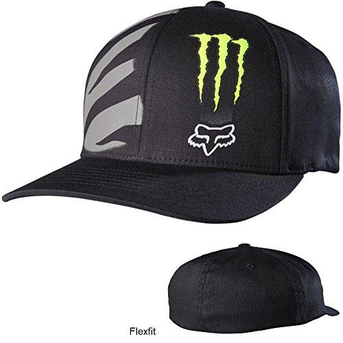 Galleon Fox Racing Monster Energy Zebra Flexfit Hat