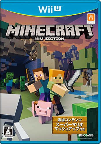 Minecraft: Wii U Edition IMPORT JAPAN